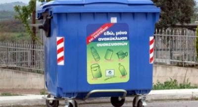 Ο Πελετίδης ζητά χρηματοδότηση απο τον Χατζηδάκη για την ανακύκλωση
