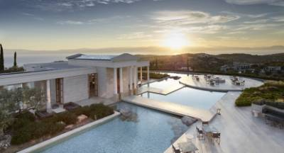 Από τα 8 ελληνικά ξενοδοχεία που βραβεύτηκαν στον κόσμο τα 3 είναι στην Πελοπόννησο