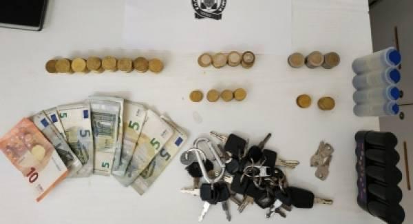 «Εισαγόμενος» διαρρήκτης Ι.Χ. συνελήφθη στη Σπάρτη