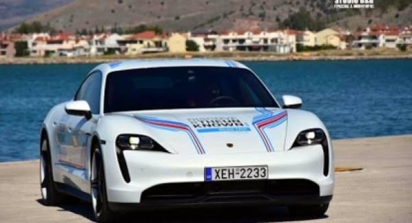 Θα οδηγούσες μια Porsche Taycan ηλεκτρική; Η μήπως όχι!