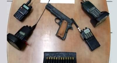 Συλλήψεις στην Κορινθία για όπλα
