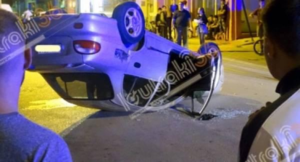 Τι γίνεται στο Λουτράκι. Τροχαία ατυχήματα για όλα τα γούστα… (photos)