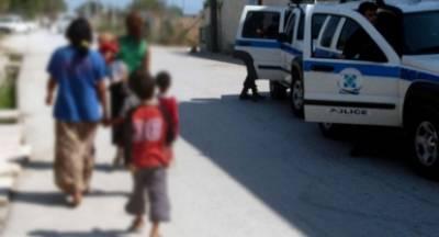 Αδιόρθωτοι οι Ρομά στον Πύργο εξαναγκάζουν ανήλικους σε κλοπές
