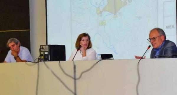 Τα Συμπεράσματα της Ημερίδας για το Φράγμα Οινούντα στη Λακωνία