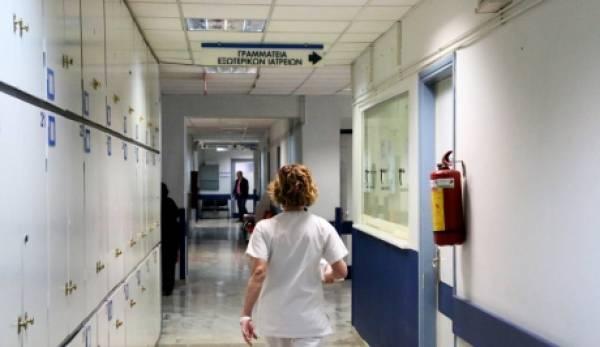 21,7 εκατ. € για προσλήψεις επικουρικού προσωπικού στους φορείς υγείας της Περιφέρειας Δυτικής Ελλάδας