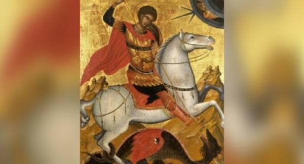 Πολεμικοί  Άγιοι στη  Μάνη!