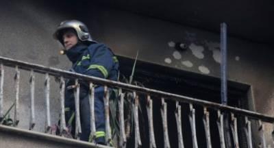 Άργος: Φωτιά σε διαμέρισμα. Κινδύνεψε ηλικιωμένη