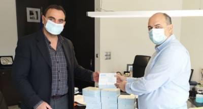 300 rapid tests από την Περιφέρεια στην ΕΠΣ Λακωνίας