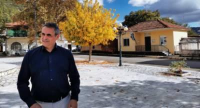 Κώστας Τζιούμης: «Δίνουμε ιδιαίτερη βαρύτητα στα χωριά μας, λύνουμε χρόνια προβλήματα» (video)