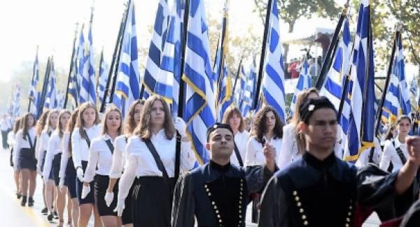 Πάνω από 6 στους 10 συμφωνήσατε με την ματαίωση της παρέλασης της 28ης Οκτωβρίου