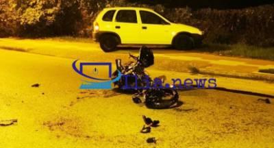 Αμαλιάδα: Υπέκυψε στα τραύματά του ο 30χρονος μοτοσικλετιστής