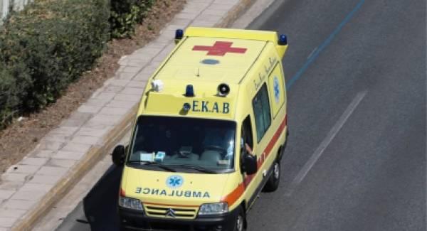 Σκοτώθηκε 85χρονος σε τροχαίο στην Κορώνη Μεσσηνίας