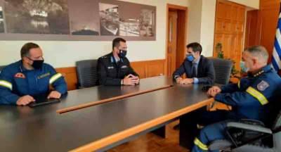Μέτωπο Αυτοδιοίκησης - Πυροσβεστικής στην Ηλεία!