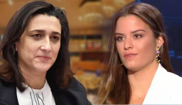 Επίτιμες Δημότισσες Σπάρτης, Μαρία Σάκκαρη και Rosa D' Amato!