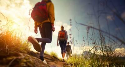 Ανάδυση του trekking από τον Δήμαρχο Σπάρτης