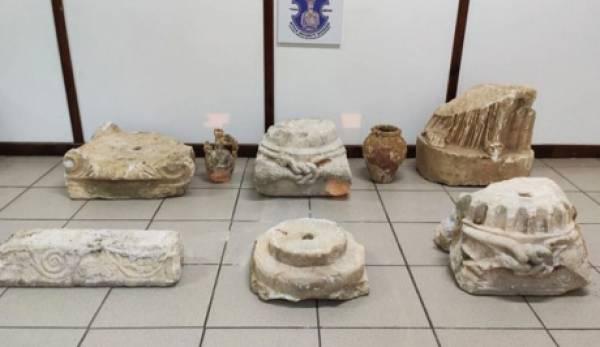 Αρχαιοκάπηλος θα πωλούσε αρχαία για 100.000€ στη Μεσσηνία