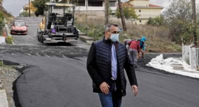 Βασική προτεραιότητα Τζιούμη το οδικό δίκτυο σε Τρίπολη και χωριά (video)