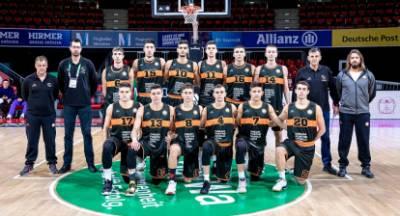 Ο Προμηθέας στην «EuroLeague των μικρών» για 3η χρονιά