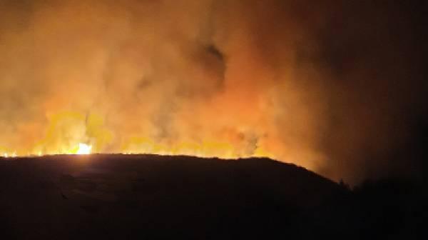 3.700.000€ εγκρίθηκαν για αποκατάσταση ζημιών της πυρόπληκτης Μάνης