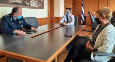Ο αντιπεριφερειάρχης Ηλείας ζήτησε ένταση στα μέτρα αστυνόμευσης του lockdown