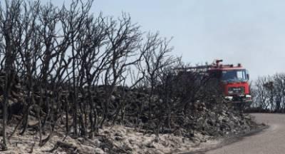 Στη Λακωνία για την πυρόπληκτη Μάνη ο Παναγιώτης Νίκας
