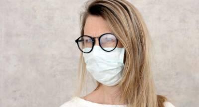Θαμπώνουν τα γυαλιά σου. «Μην τα βάζεις» με τη μάσκα