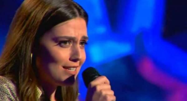 The Voice: Η Πατρινή που μάγεψε τον Ρουβά και διάλεξε την Ζουγανέλη (video)