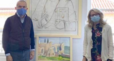 Αισιοδοξία Δαβάκη για Μουσείο Σπάρτης και Αρχαία Πελλάνα