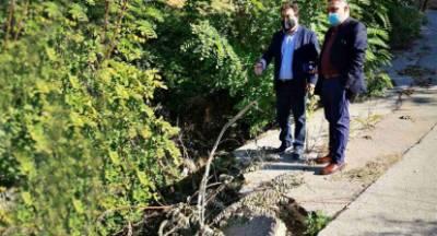 Δήμος Πύργου: Έναρξη έργου αποκατάστασης στο Ανεμοχώρι