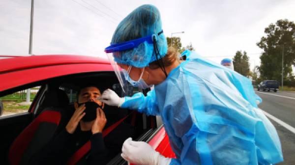 Αργολίδα: Rapid test σε διερχόμενους οδηγούς (photos)