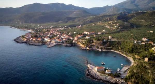 Νίκας: «Απόλυτη προτεραιότητα ο δρόμος της Δυτικής Μάνης»