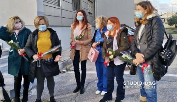 Οι έξι νοσηλεύτριες από το Άργος που συγκίνησαν την Πελοπόννησο! (video)