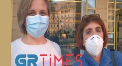 Ραγίζουν καρδιές!  Οι Νοσηλεύτριες από το Άργος καλούν εθελοντές στη Θεσσαλονίκη (video)