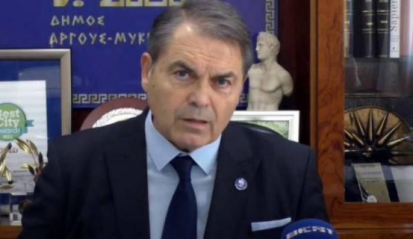Οn camera η απάντηση Καμπόσου σε Νίκα για την «Πελοπόννησος» α.ε. (video)