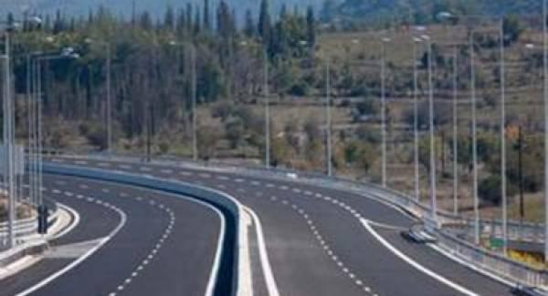 Κυκλοφοριακές ρυθμίσεις στον Αυτοκινητόδρομο Κόρινθος - Τρίπολη - Καλαμάτα λόγω εργασιών