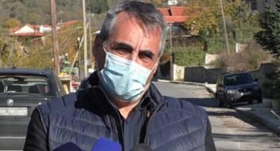 Κώστας Τζιούμης: «Για εμάς τα χωριά έχουν την ίδια βαρύτητα με την Τρίπολη»