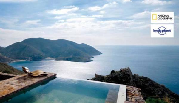 Lonely Planet και National Geographic αναδεικνύουν τόπους όπως η Μάνη και η Αλόννησος