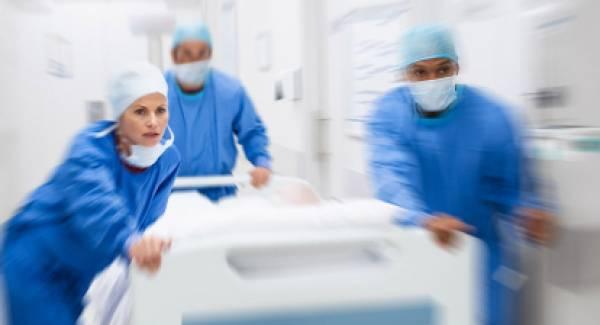 Γεμίζουν τα κρεβάτια στη νέα κλινική Covid  στο νοσοκομείο Πύργου