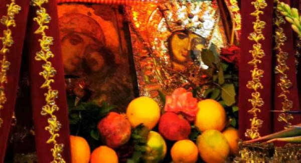 Πανηγύρισε η Παναγία η Πορτοκαλούσα!