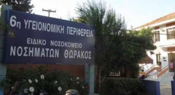 Βελόπουλος σε Κικίλια: «Να επαναλειτουργήσει το πρώην Νοσοκομείο Νοσημάτων Θώρακος» στην Πάτρα