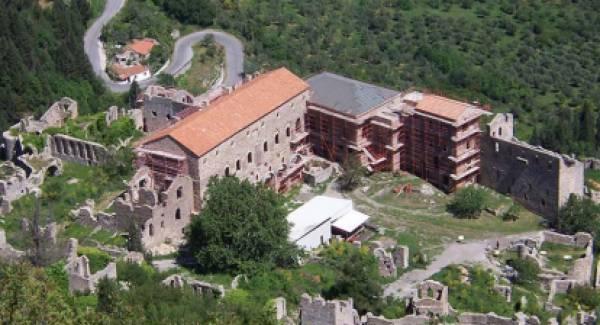Βερούτης: «Τρία εμβληματικά έργα πολιτισμού της Λακωνίας  εντάχθηκαν στο ΠΕΠ Πελοποννήσου»