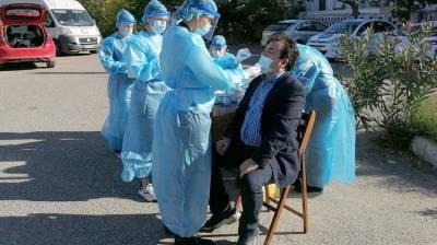 Δήμαρχος Πύργου: «Στόχος μας ο περιορισμός της διασποράς του ιού»