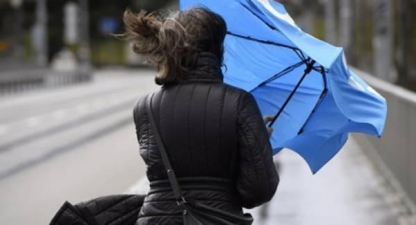Κρύο και θυελλώδεις άνεμοι την Τετάρτη. Δείτε που!