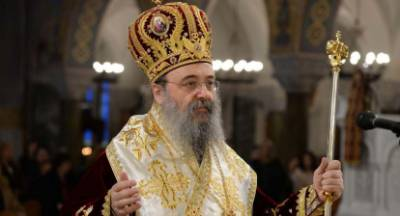 Απάντηση Χρυσόστομου σε Πέτσα για την εορτή Αγίου Ανδρέα