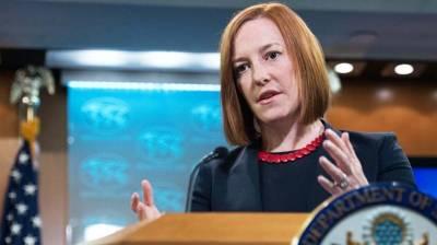 Τζεν Ψάκη: Η μεσσήνια που επέλεξε ο Μπάιντεν για νέα εκπρόσωπο Τύπου του Λευκού Οίκου