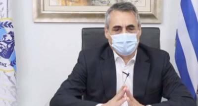 Κώστας Τζιούμης: «Εμβληματικό έργο για την Τρίπολη η ανάπλαση της Πλατείας Αγίου Βασιλείου»