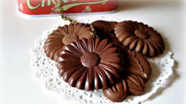 Σοκολατάκια μαργαρίτα