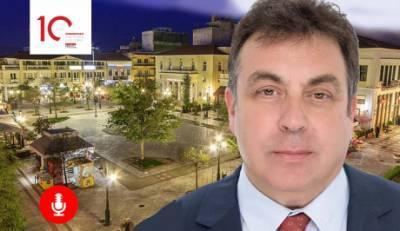Αντωνακόπουλος: «Εξουσίες, συμφέροντα και πολίτες ατομιστές υπονομεύουν το μέλλον του τόπου…»