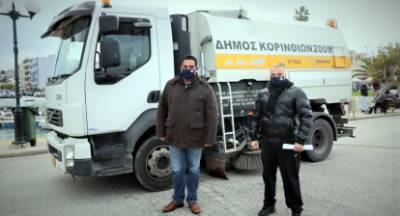 Πέρασαν 11 χρόνια για να γίνουν επισκευές με πιστοποίηση στον Δήμο Κορινθίων