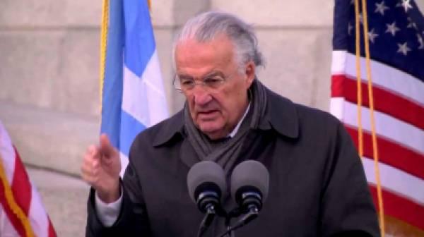 Πέθανε, ο εκ Λακωνίας, γερουσιαστής Πολ Σαρμπάνης
